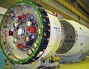 Lo stadio superiore Briz-M del razzo Proton pare non abbia funzionato